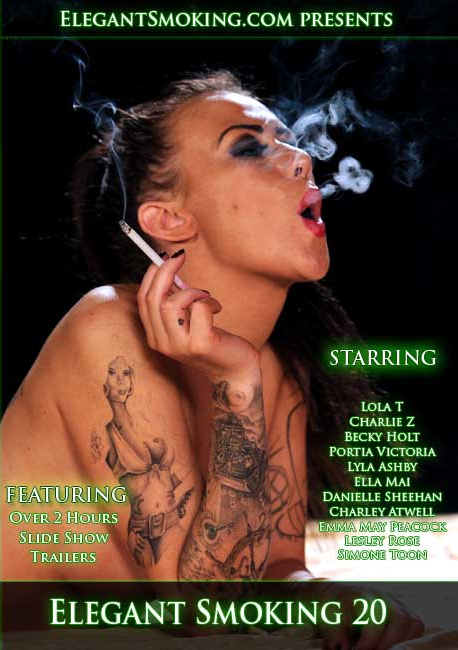 Elegant Smoking 20 - Latest Release