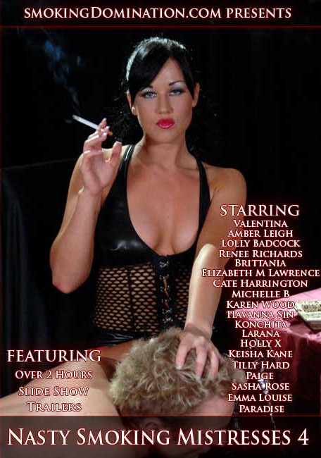nasty smoking mistresses 4